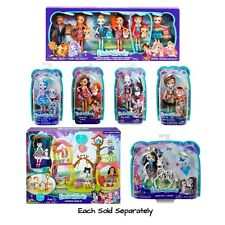 Enchantimals Doll Figure & Animal Sets *Choose Your Favorite* BNIB