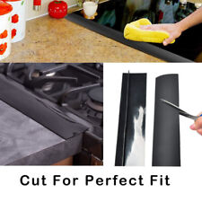 Adjustable Silicone Stove Counter Gap Kitchen Cooktop Protective Sticker Cover