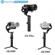 Feiyu 3-Axis Handheld Gimbal Stabilizer for Canon/Sony Mirrorless,DSLR Camera