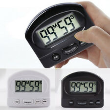 Large LCD Timer-Up Clock Cooking Kitchen Count-Down Loud Alarm Magnetic Digital