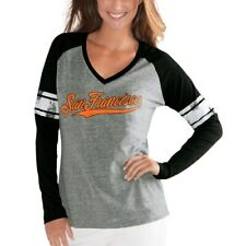 G-III 4Her by Carl Banks San Francisco Giants Women's Gray/Black Franchise