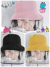 Flu Virus Protective Kid Hat for eye, nose, mouth & face