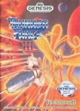 Thunder Force III - Original Sega Genesis Game