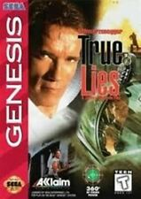True Lies - Original Sega Genesis Game
