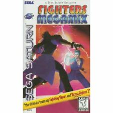 Fighters MegaMix - Original Sega Saturn Game