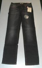 NWT Women's Black Denim Jeans by US Polo Assn.