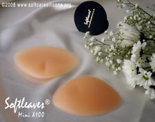 Softleaves Silicone Breast Enhancers Pushup Bra Inserts