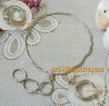 PUNK COOL DIY BENDY Bracelet / Necklace / Cuff #S 0102