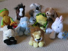 LIL'KINZ VARIOUS ANIMALS - BRAND NEW WITH ONLINE TOKEN