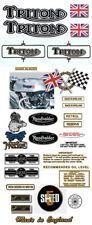Triton - FULL DECAL SETS - For Builders and Restorers
