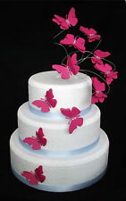 Butterfly Flutter Cake Topper Set - Wedding Birthday Decoration