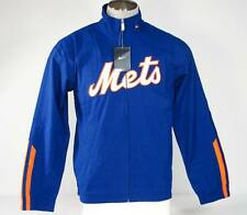 Nike New York Mets Blue Mesh Lined Zip Front Wind Jacket Mens NY Mets NWT