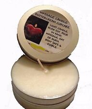 Edible Massage Candle You Choose Flavor