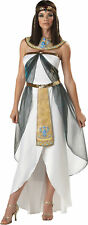 EGYPTIAN QUEEN OF NILE ANCIENT PRINCESS ADULT WOMENS COSTUME Party Halloween