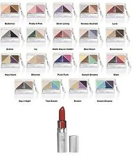 e.l.f. Brightening Eye Color Quad PICK YOUR COLOR w/ Voodoo Lipstick