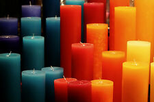 Candle Dye for Candle Making 10 grams. Will colour 1kg of Wax. Choice of colours