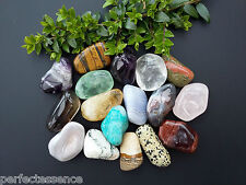 XL CRYSTAL TUMBLESTONES 30-40mm - List A - Tumbled Stone Chakra Gemstone