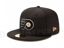 New Era 5950 PHILADELPHIA FLYERS Team National Hockey League NHL Cap Fitted Hat