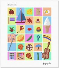 Abc Pictures Needlepoint Kit or Canvas NEW Kids Alphabet Letters Needle Point