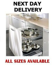 SOFT-SELF CLOSE, PULL-OUT KITCHEN STORAGE 150,200,300,400,500,600 mm W-2311 L