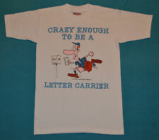 Post Office Letter Carrier T-Shirt -Now Discounted plus FREE SHIPPING