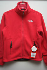 New Women's The North Face Pumori Fleece Jacket Pink XS $99
