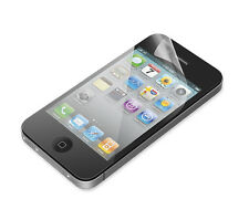 5 X Front /Rear LCD&Mirror Reflect Screen Protector for Apple iPhone 4/ 4s/5/5S
