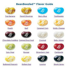 Jelly Belly BEAN BOOZLED Trick Party Candy 1, 2 & 3 lbs