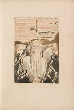 First Book Urizen 27 They Lived Period Years Bentley 28 William Blake 1794 VHQ P