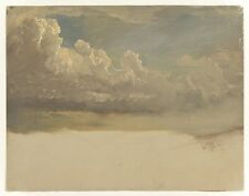 Cloud Study Frederic Edwin Church March1871 Art Photo/Poster Repro Print Many S