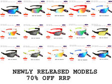 Rayzor Ski Snowboard Cycling Cricket Golf Archery Vented Sport Sunglasses RRP£49