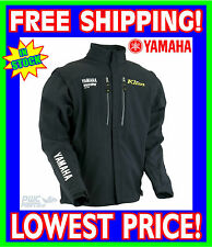 YAMAHA KLIM Inversion JACKET Snowmobile Motorcycle MX ALL BLACK MEDIUM LARGE