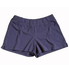 New BELLA CANVAS Womens Ladies Cotton Spandex Fitness Shorts in 5 Colours S-XL