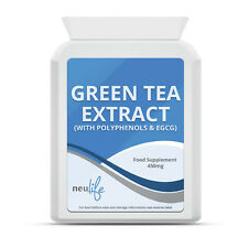 Green Tea Extract with 98% Polyphenols and EGCG