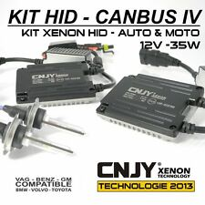 KIT XENON HID 35W CANBUS SLIM PLUG & PLAY ANTI ERREUR ODB VW POLO 6R 2011 2012