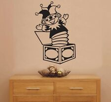 Vinyl Jack In The Box Sticker Wall Art Decal Wall Furniture Vehicle 4130422