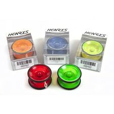 Henry's Lizard YoYo- Professional Yo-Yo and Extra String - Choice of Colours