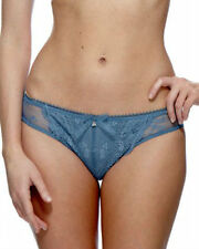 Brand New Charnos Lingerie Cherub Classic Brief Blue 0105100 VARIOUS SIZES