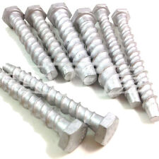 M6 x 75mm, MUTI FIX BOLT MASONARY CONCRETE ANCHOR SHIELD SLEEVE  THROUGHBOLT FWS