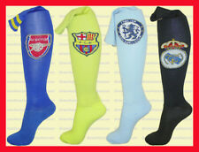Soccer Socks: ARSENAL, BARCELONA, CHELSEA, REAL MADRID. Excellent Quality ! ! !