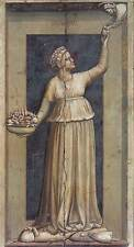 Photo Print No. 45 The Seven Virtues: Charity Giotto Di Bondone - in various siz
