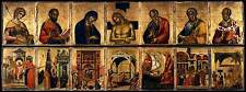 Photo Print Altarpiece Paolo Veneziano - in various sizes jwg-1681