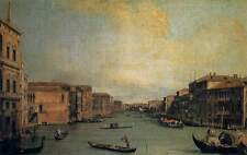 Photo Print The Grand Canal Canaletto - in various sizes jwg-17314