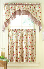 Classic Country™ Apple & Pear Kitchen Curtain Set By Achim Importing Co.®