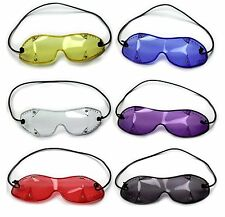 NEW- FLEX-Z ULTRA MINI SkyDiving Freefall Parachute Goggles | Lens Colours