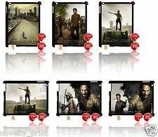 ★ NEW ★ THE WALKING DEAD ★ APPLE IPAD 2/3/4 HARD SHELL/CASE (3RD/4TH)