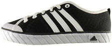 Adidas Vulcster K Childrens Kids Laces Trainers Synthetic Shoes Black