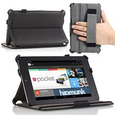 Moko Slim-fit Folio Cover Case for Google Nexus 7 & Nexus 10 Android Tablet