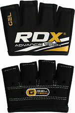 RDX GEL Knuckle Pads Fist Hand Wraps Gloves MMA,Boxing Inner Bandages Muay Thai