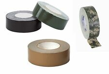 Heavy Duty Duct Tape -180' - Strong Waterproof Duct Tape Black, Tan, OD+ ACU